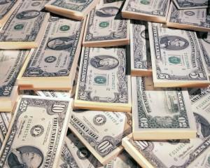 Фото долларов 2