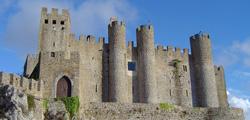 Castelo de Obidos-Portugal
