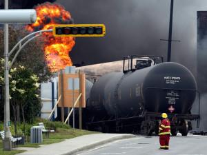 fire train